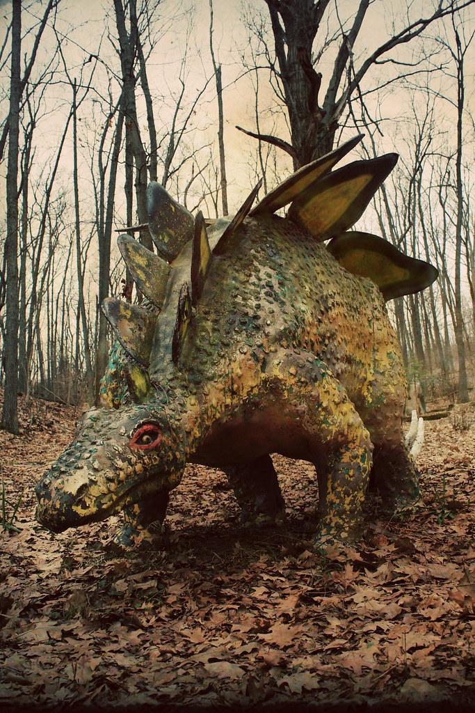 Stegosaurus Laura Goins Flickr