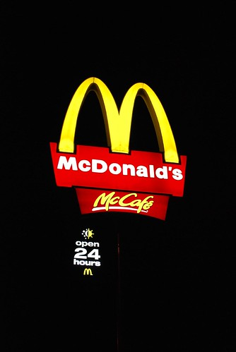 McDonalds Holmesglen - Nikon D60 No-Flash | by avlxyz