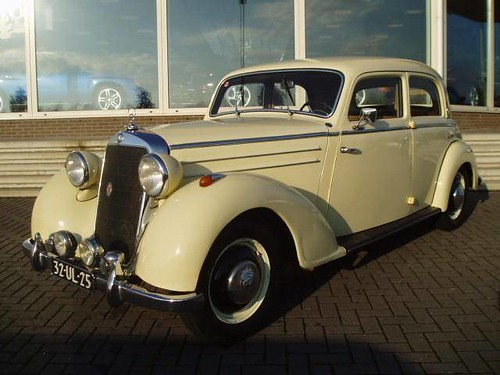 Mercedes benz 170 ds 4 deurs diesel 1953 flickr photo for Mercedes benz 170 ds for sale