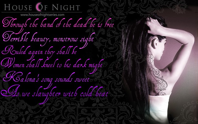 Kalona And Zoey House Of Night
