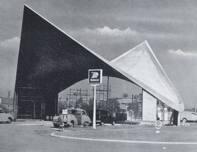 Markham Moor Services Nottinghamshire Before It Was A Li