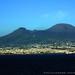 Mount Vesuvius Towers over Naples