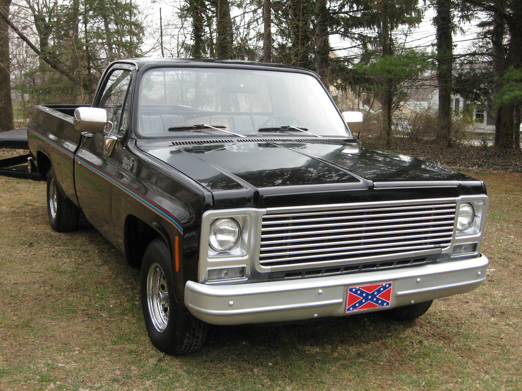Solid 79 Chevy C10 Truck | Here is a super solid 1979 ...