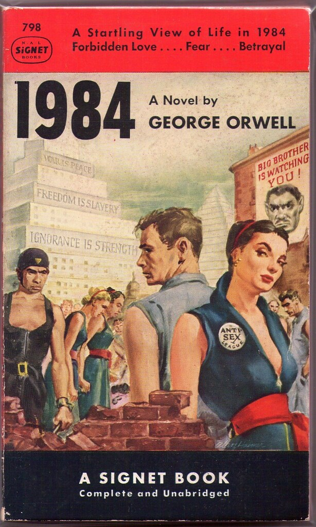 George Orwell's '1984' is a best-seller again. Here's why it resonates now