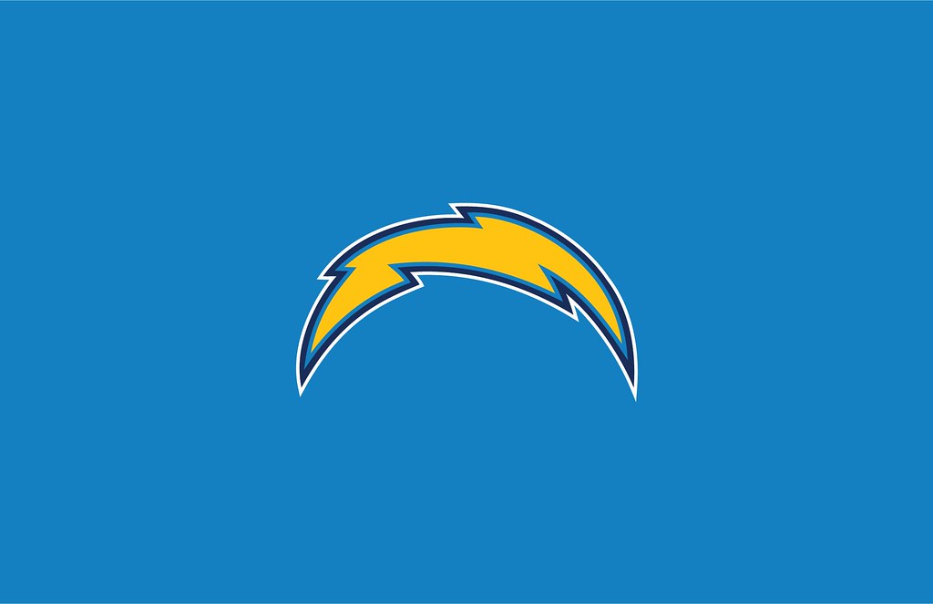 San Diego Chargers Logo Desktop Background Only For