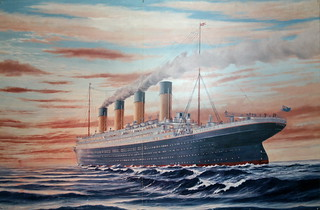 RMS Titanic | by cliff1066™
