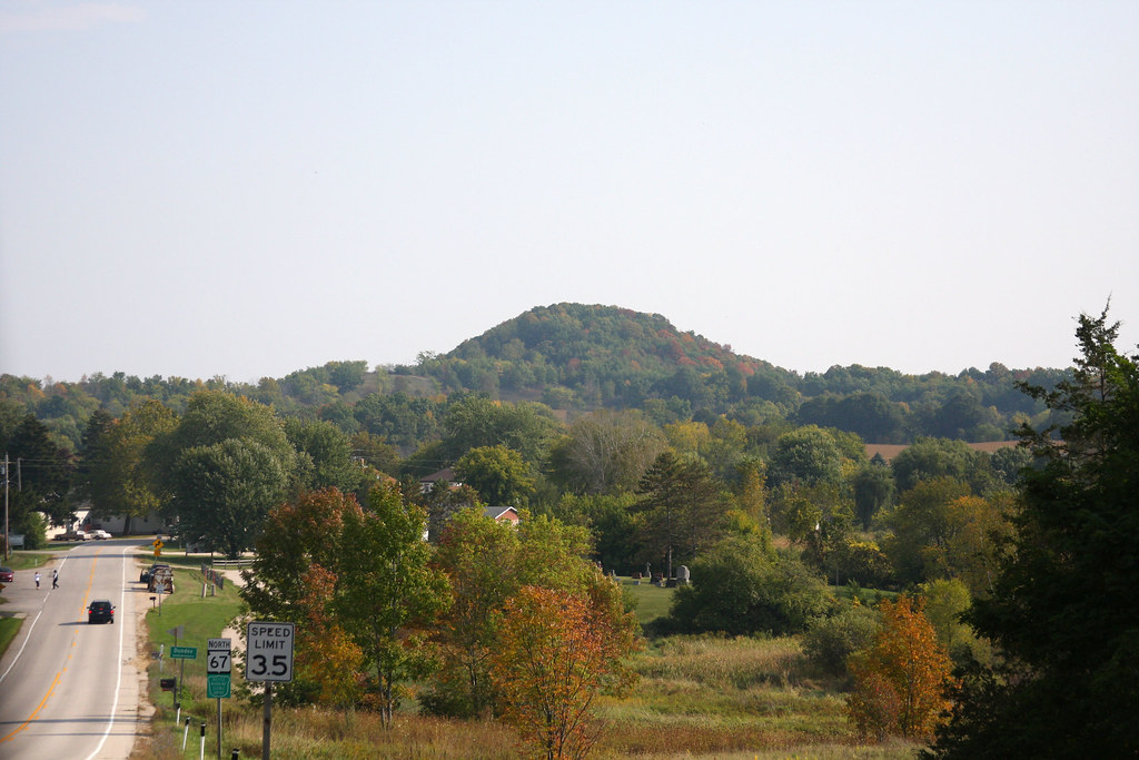 Dundee Kame Wisconsin Dundee Quot Mountain Quot In Dundee Wi