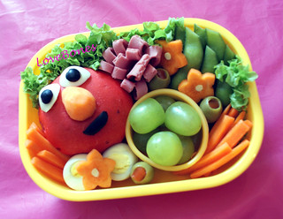 Elmo bento | by LoveBones