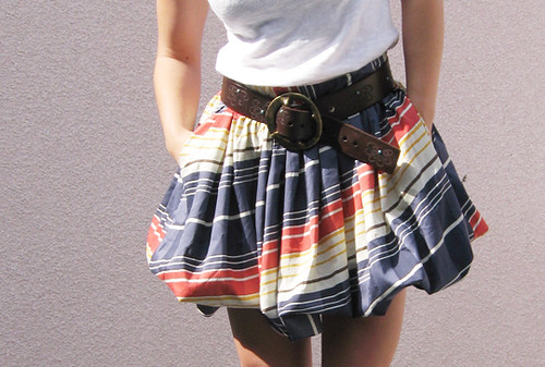 DIY-bubble-skirt | by ...love Maegan