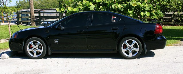 pontiac grand prix gxp nice set of wheels this is my p flickr photo sharing. Black Bedroom Furniture Sets. Home Design Ideas