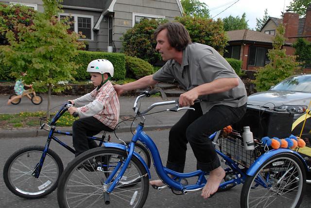 Pedalpalooza Kickoff Ride 2009-42