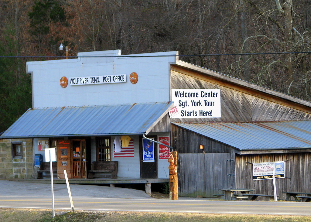 Wolf River Pall Mall Tn Post Office And It S Another