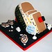 Titanic Cake - side view 2