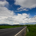 Road to Sibiu