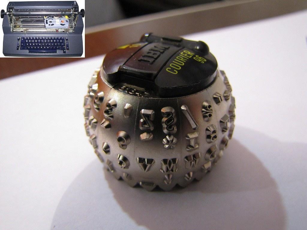 Maquina de Escrever Eletrica Ibm de Escrever Elétrica Ibm