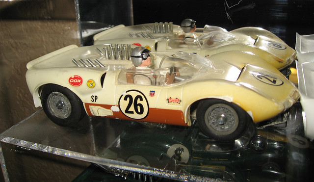 1960's Cox Chaparral slot car | Another of Jim's eBay finds.… | Flickr