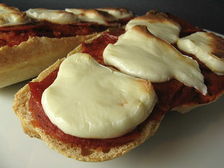 French Bread Pizza | by katbaro