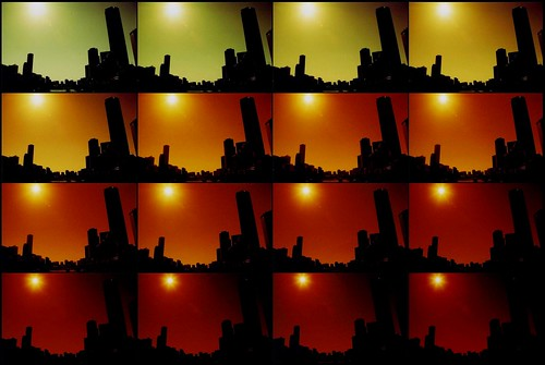 The Redscale Scale | by -fiona-