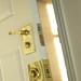 Door in empty house uid