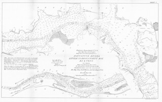 Pawcatuck River and Little Narragansett Bay, R.I. and Conn. in 3 sheets. | by uconnlibrariesmagic
