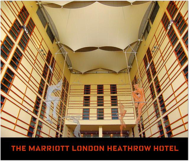 Marriott Hotel Heathrow Airport