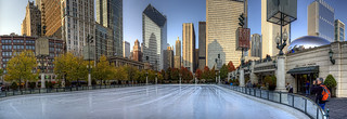 The McCormick Tribune Plaza Ice Rink | by IceNineJon