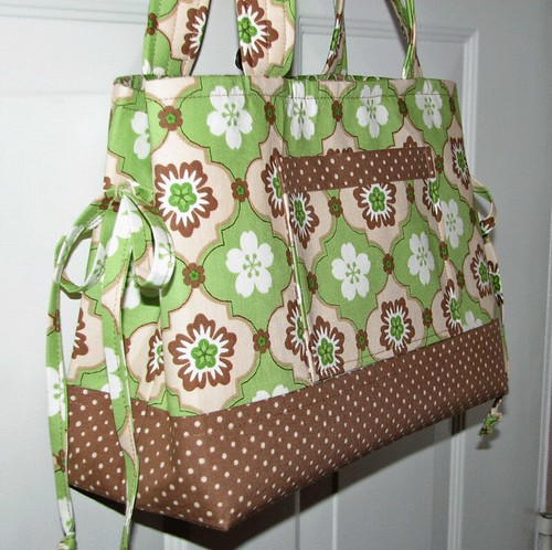 new bag in the shop green week 2009 | by Sew-Fantastic