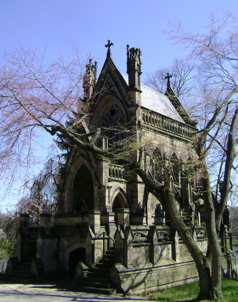 Spring Grove Cemetery Dexter Mausoleum Probably The