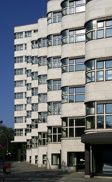 Berlin shell haus the shell house is a classical modernist