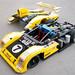 Renault Alpine a442 - engine