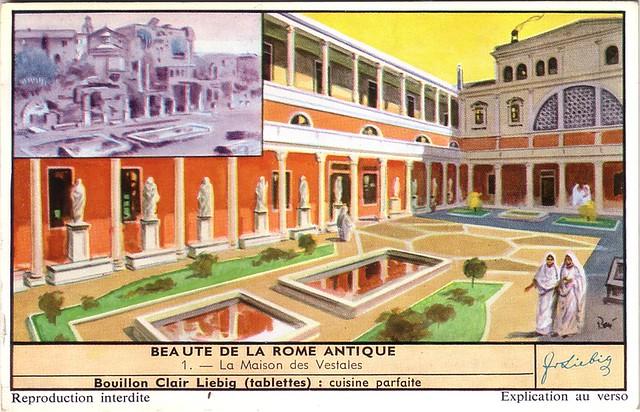 Beaut de la rome antique 1 la maison des vestales flickr - La maison des doudous ...