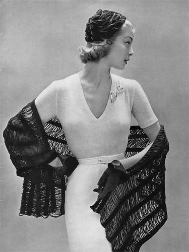 Vintage Knitting Pattern pattern available at babydee.etsy? Flickr