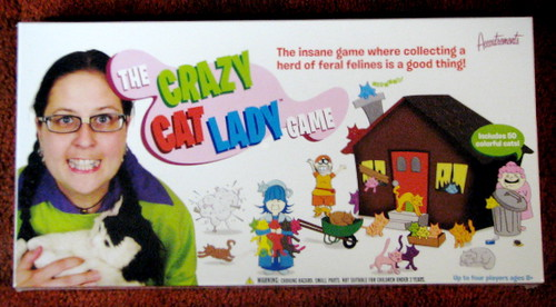 The Crazy Cat Lady Board Game | Yes I bought it. It's too ...