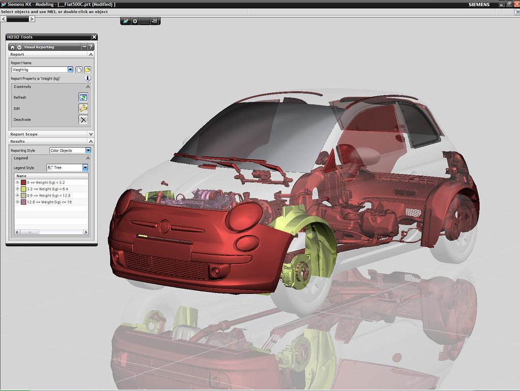 NXHD3DVisualReporting-Weight - What's new Thumbnail ...