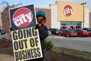 Circuit City going out of business | by F33