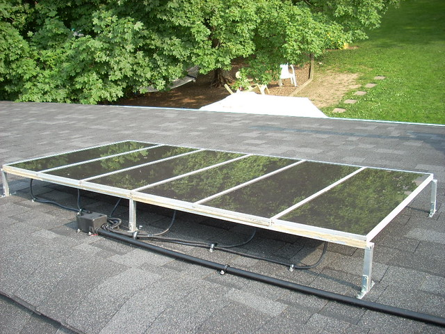 Harbor Freight 90W solar panels