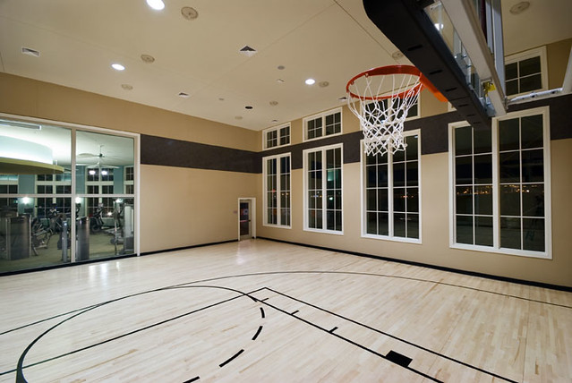 The court indoor half basketball court alexan cityview for Free inside basketball courts