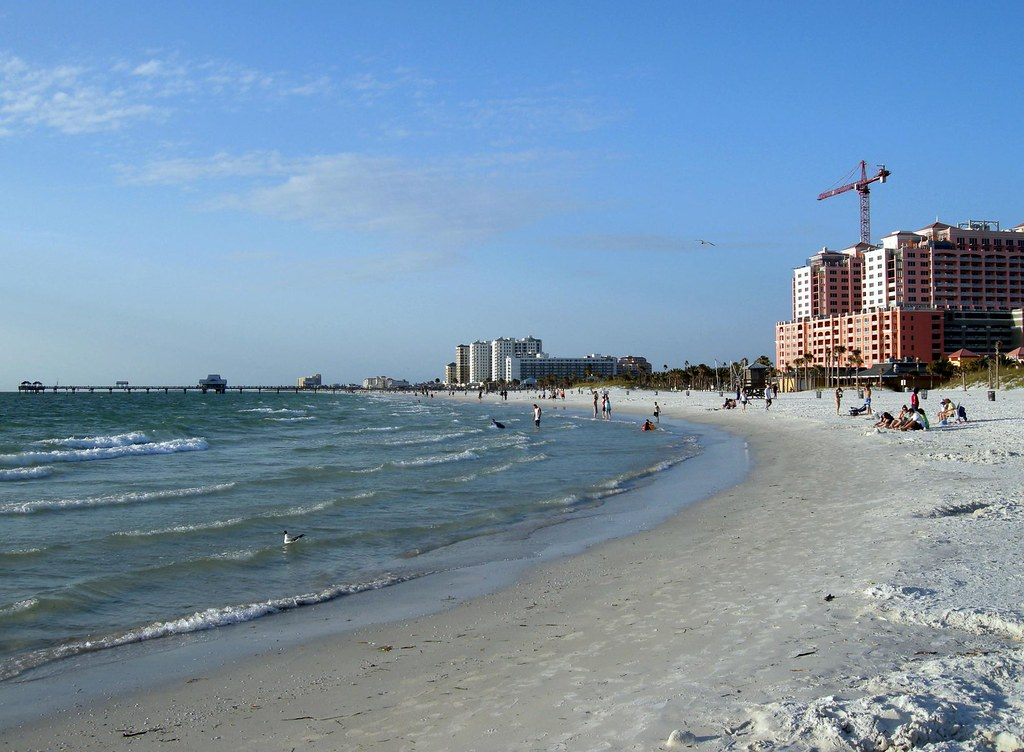 Clearwater Beach, Florida, tropical vacation, clearwater beach hotels