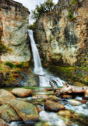 A cool waterfall to relax at during the hike, and a new Newsletter! | by Stuck in Customs