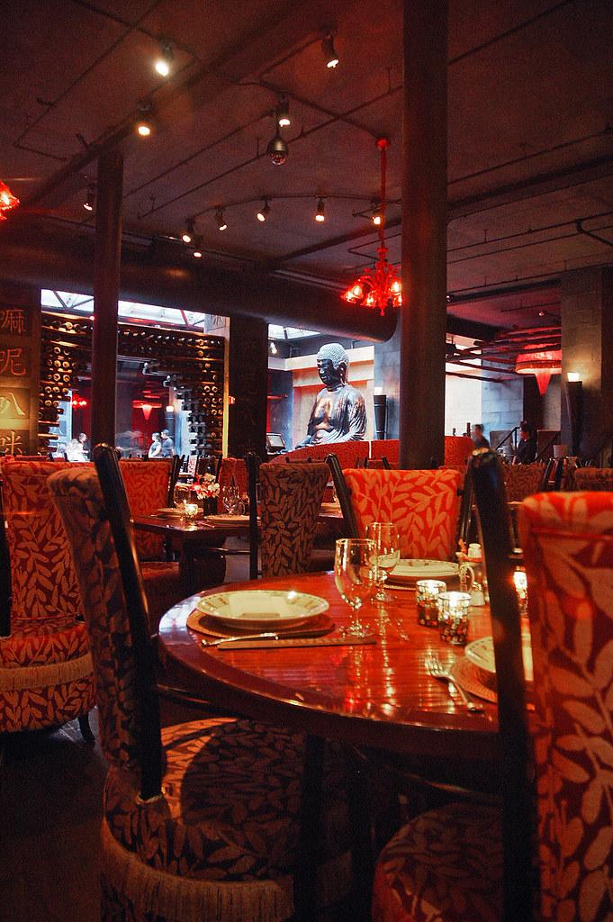 Buddha Bar Restaurant Knightsbridge
