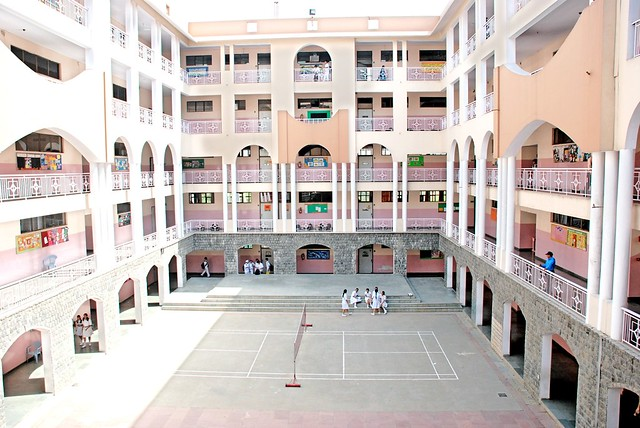 Modern Vidya Niketan School Aravali Hill Mvn Education