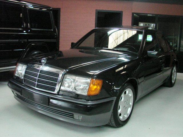 Mercedes Benz 500e W124 500e For Sale In Germany Flickr
