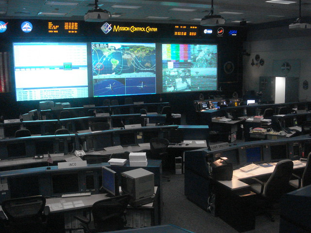 houston mission control center - photo #9