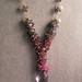 Starlite Jewelry Designs ~ Briolette Necklace ~ Rose de France ~ San Francisco Jewelry Designer ~ Jewelry Fashion Designer