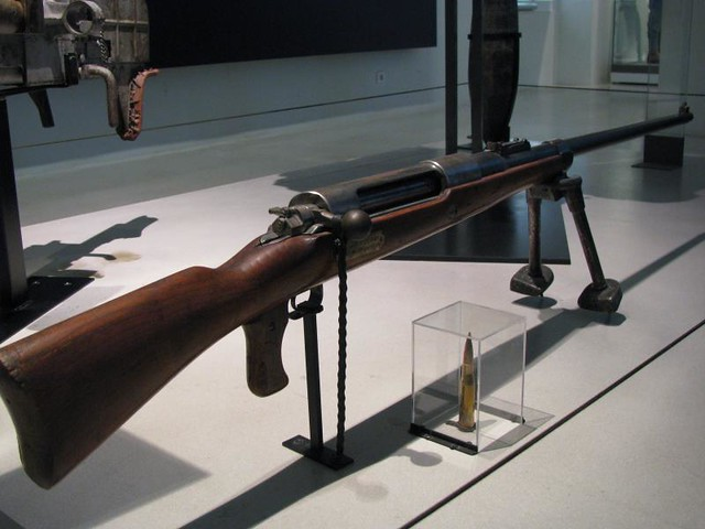 German 50 Mm Anti Tank Gun: Mauser 13.3 Mm Anti-Tank Rifle