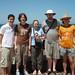 RTM team at the beach