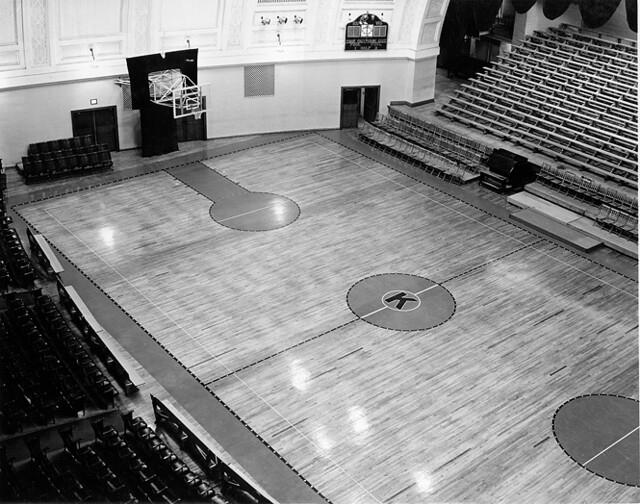 The Old Basketball Court KU University Relations Flickr
