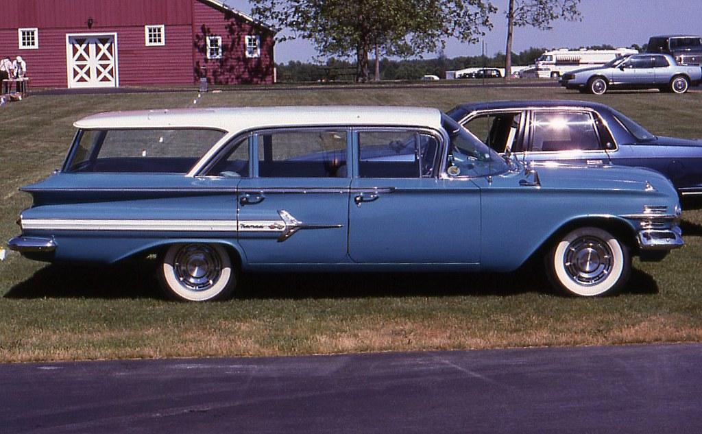 1960 Chevrolet Nomad Wagon Autos Post
