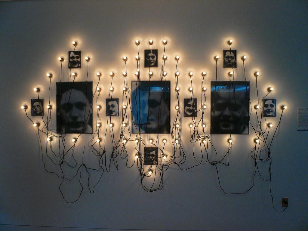 Christian Boltanski Installation Quot Monument To The Lyc 233 E