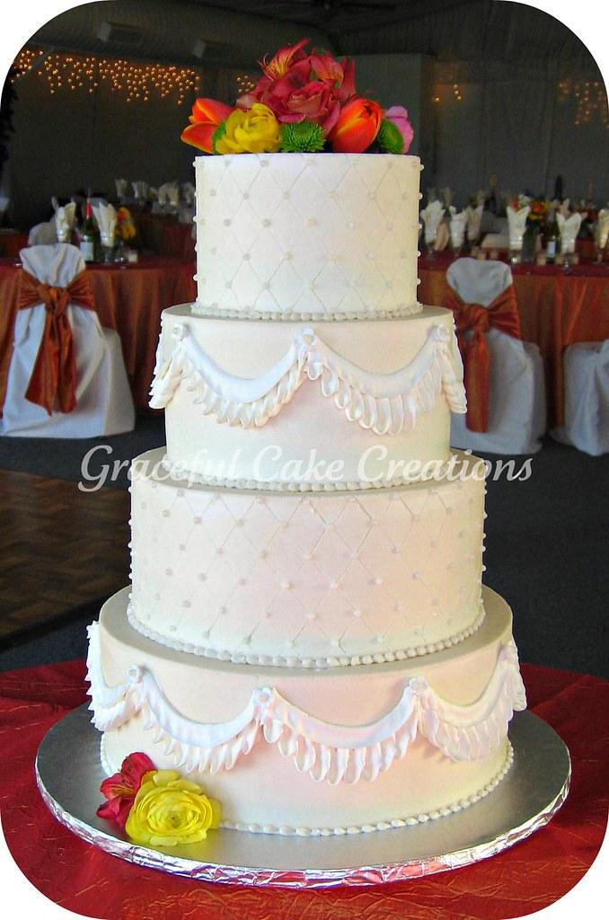 Vintage Wedding Cake Toppers Bells